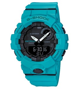 zegarek Casio G-Shock GBA-800-2A2ER Steptracker
