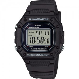 Zegarek Casio Heavy Duty W-218H-1AVEF