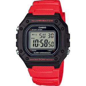 Zegarek Casio Heavy Duty W-218H-4BVEF