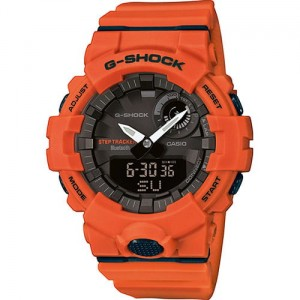 zegarek Casio G-Shock GBA-800-4AER Steptracker