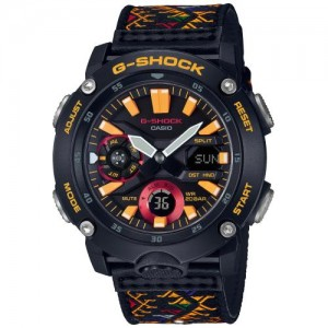 Zegarek Casio G-Shock Carbon GA-2000BT-1AER