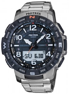 Zegarek Casio ProTrek Bluetooth® Smart PRT-B50T-7ER
