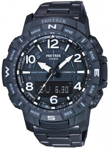 Zegarek Casio ProTrek Bluetooth® Smart PRT-B50YT-1ER