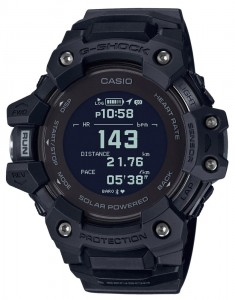 zegarek Casio G-Shock G-Squad GBD-H1000-1ER Heart Rate Monitor Bluetooth