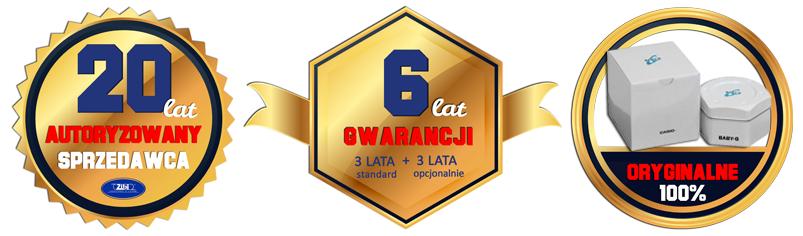 Oryginalne zegarki CASIO Baby-G Kraków