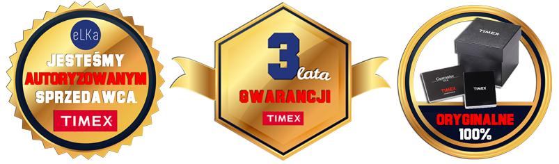 Oryginalne zegarki TIMEX z oficjalnej polskiej dystrybucji gwarancja i oryginalne opakowanie - elka sklep Kraków