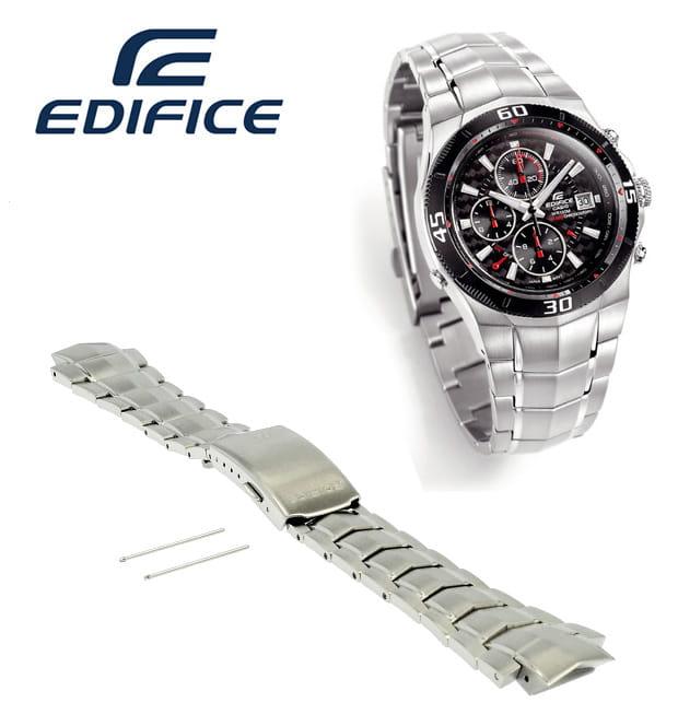 fe408cd45a52 Bransoleta do zegarka Casio EF-514 ELKA - oryginalne zegarki ...