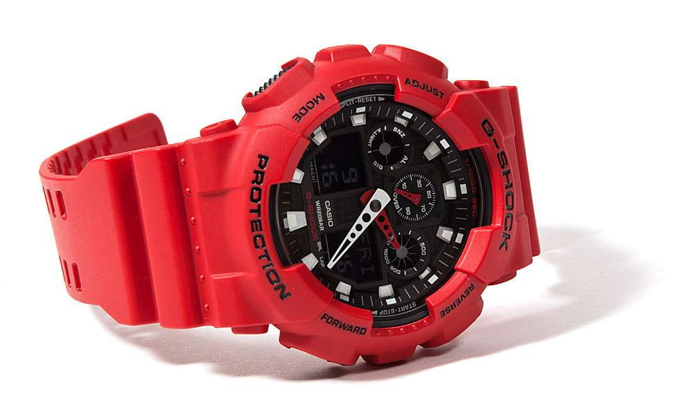Casio G-Shock лучшие прочные часы CasiobogRU