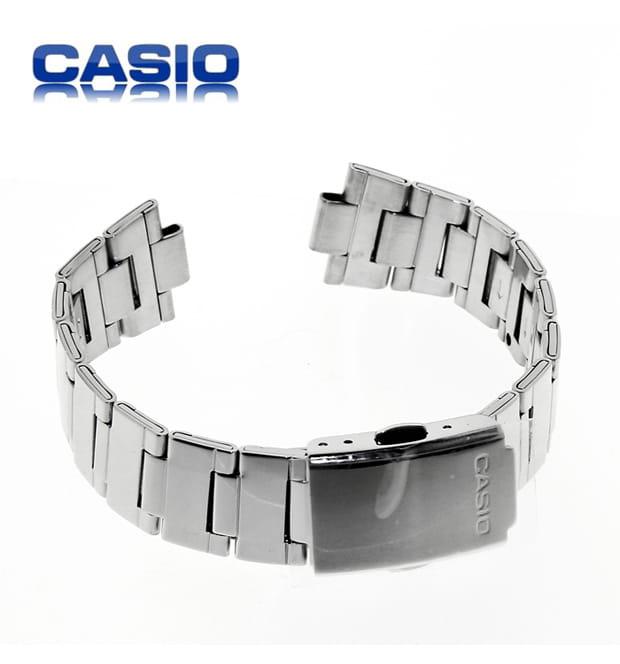 zegarek casio branzoletka